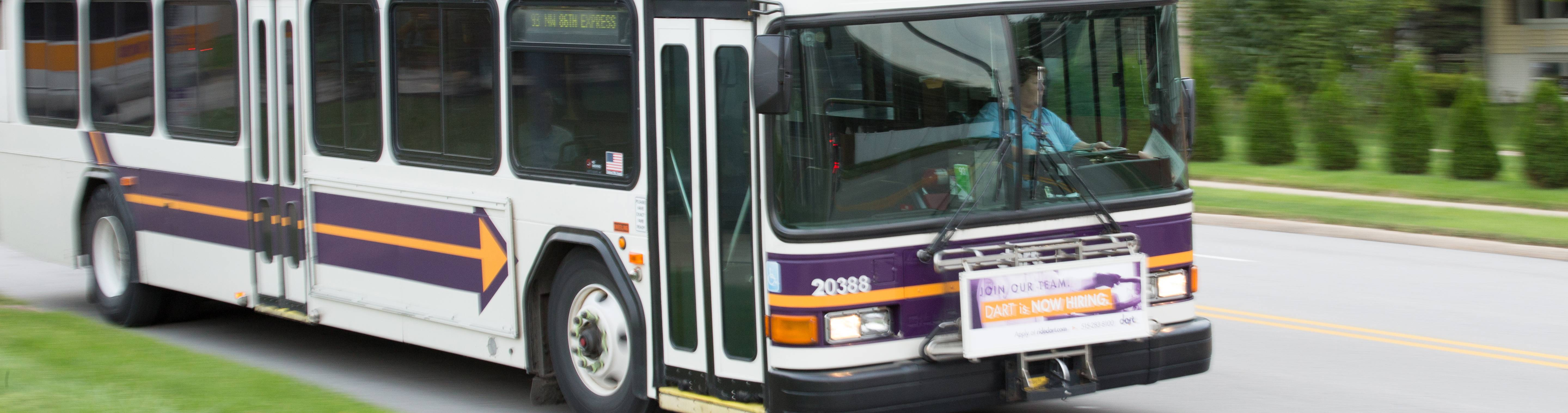 DART Providing Free Rides to Cooling Centers Due to Extreme Heat