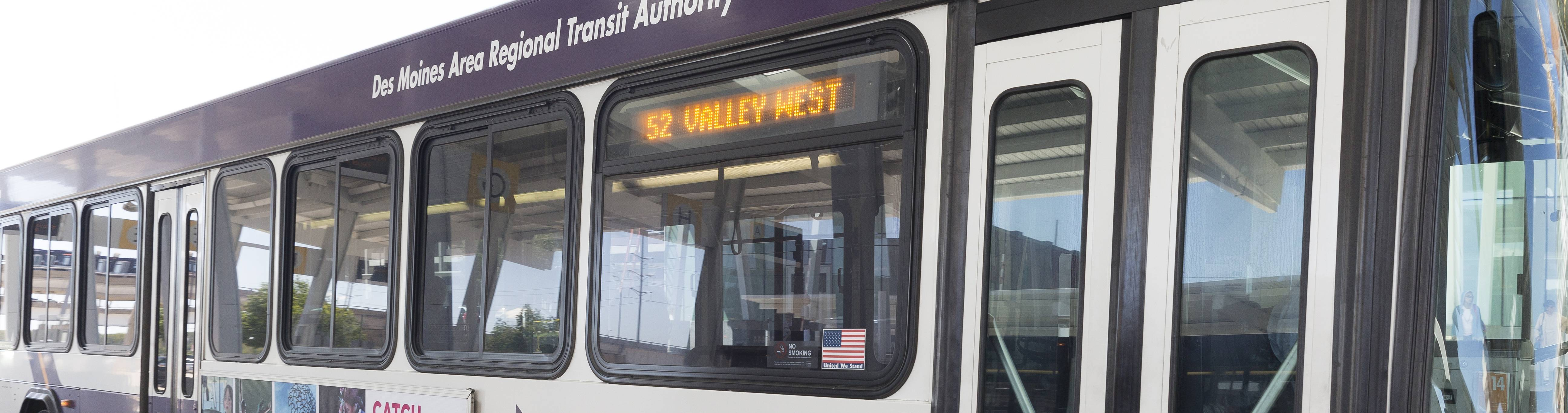 Valley West Mall Bus Stop Move