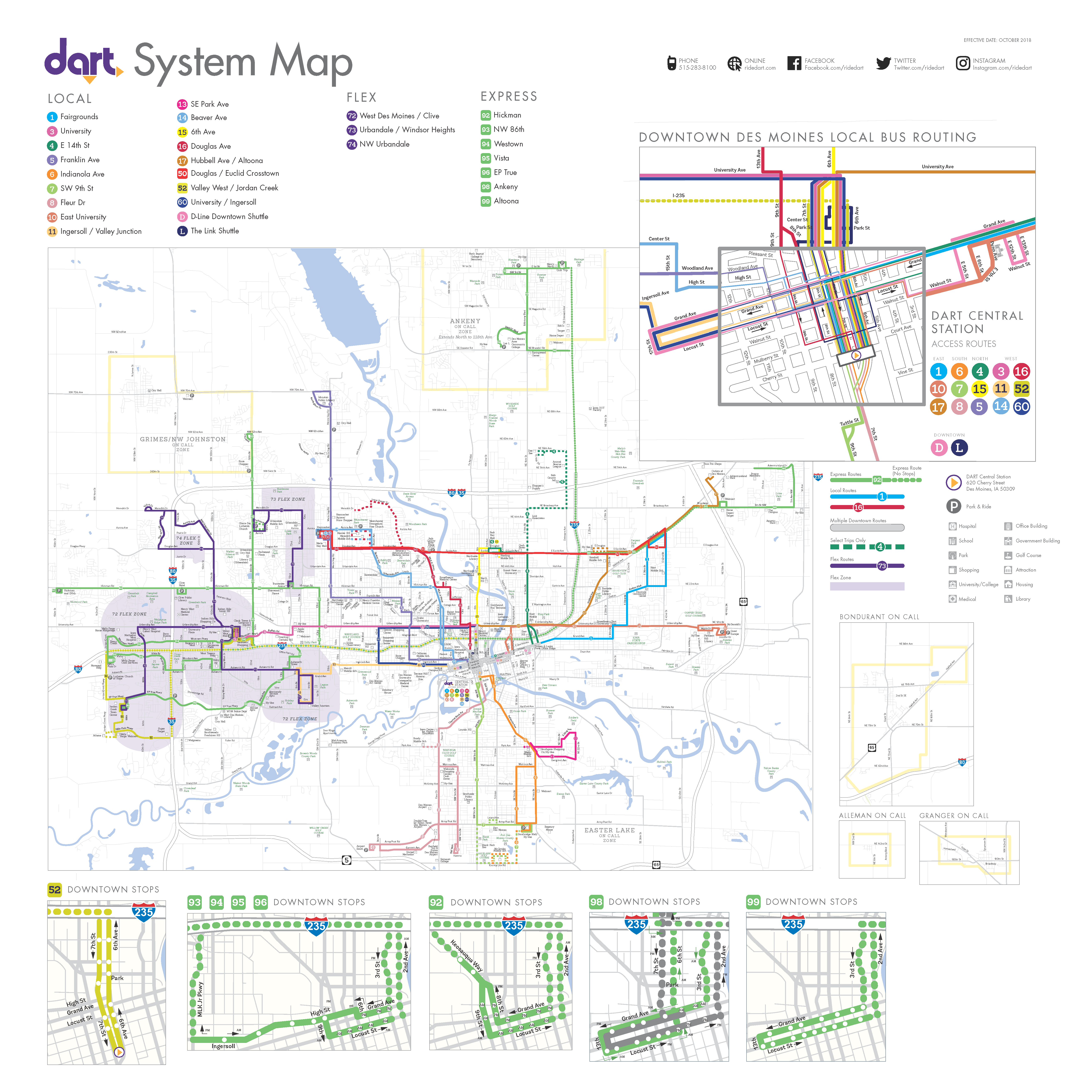 DART Bus Lines System Overview - Des Moines Area Regional ...  Bus Route Map on m35 bus map, bus field trip, bus seat map, qm5 bus map, bus models, bus template, bus routes colorado springs co, bus routes oahu hawaii, bus schedule, bus san francisco 1960, bus routes logo, b13 bus map, bus routes in plymouth england, bus stop location map, bus routes los angeles, bus routes in central london, b47 bus map, bus routes in maui hawaii, bus travel to georgia,