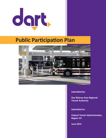 Public Participation Plan Cover