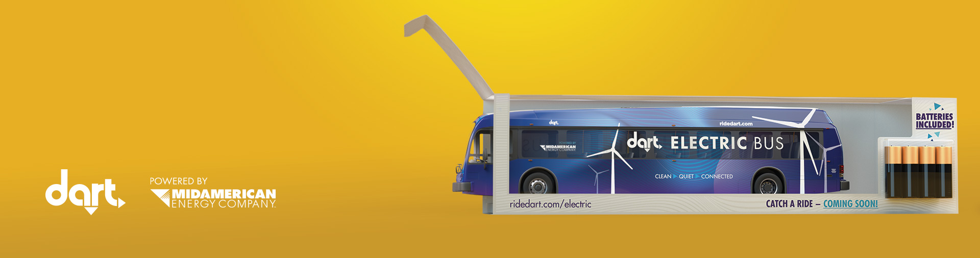 DART Electric Buses Are Here